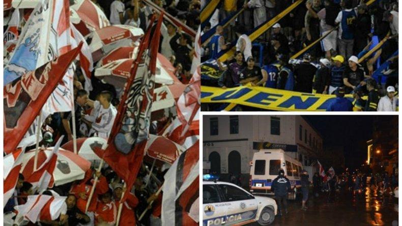 Realizarán operativos policiales por el Superclásico