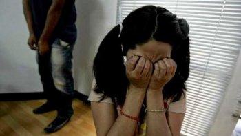 una nena de 9 anos era obligada por sus papas a prostituirse
