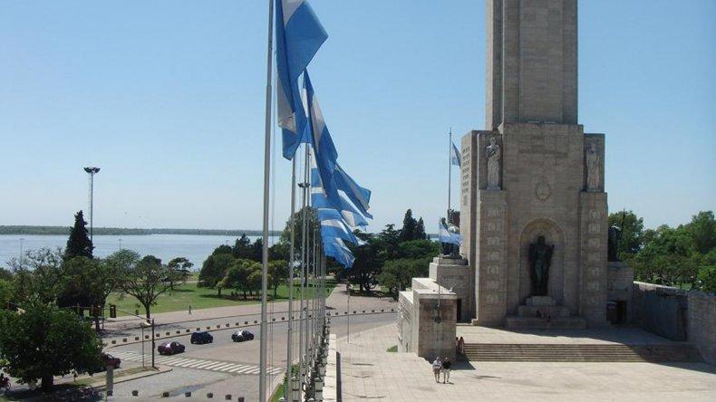 La ciudad de Rosario cautiva con su mezcla de parques extensos