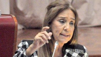 Argentina Martínez confirmó el llamado a sesión especial y el respaldo del bloque del FpV al proyecto.