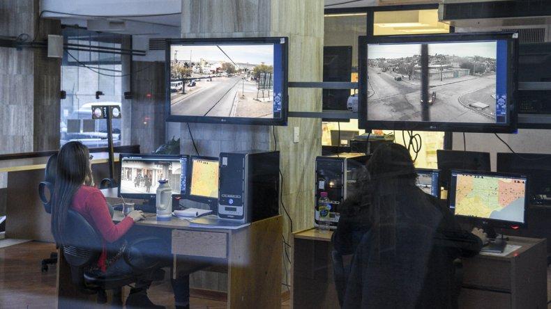 Se instalarán 400 cámaras de seguridad en 5 ciudades de Chubut