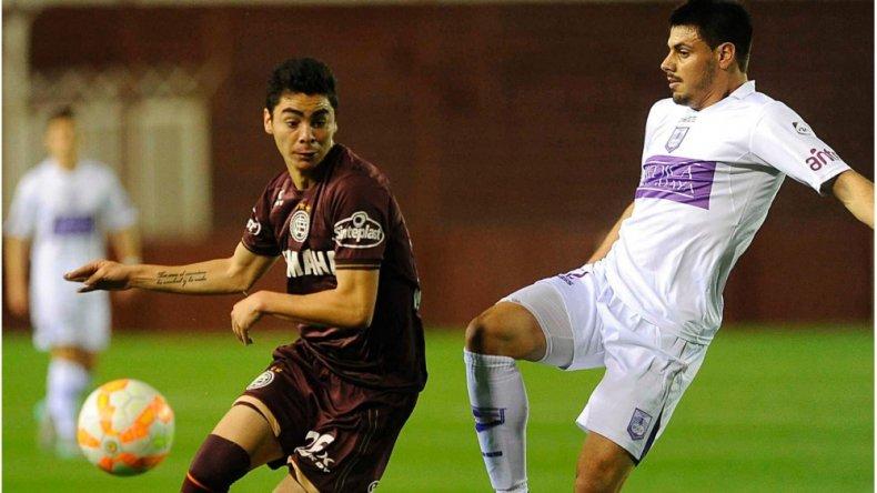 Lanús y Gimnasia chocan en el partido de ida de la Liguilla pre Sudamericana
