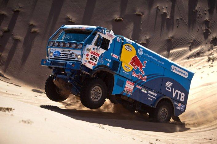 Se suspendió la primera etapa del Rally Dakar 2016