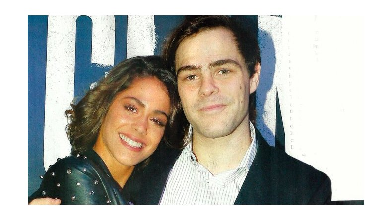 Peter Lanzani se reencontró con Lali Espósito y Tini Stoessel