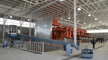 Siguen en marcha las pruebas en la planta de tratamiento de residuos