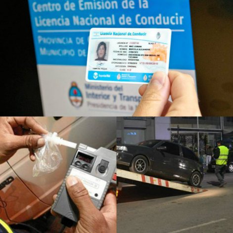 En Comodoro ya se realiza el examen psicológico para otorgar el carnet de conducir profesional