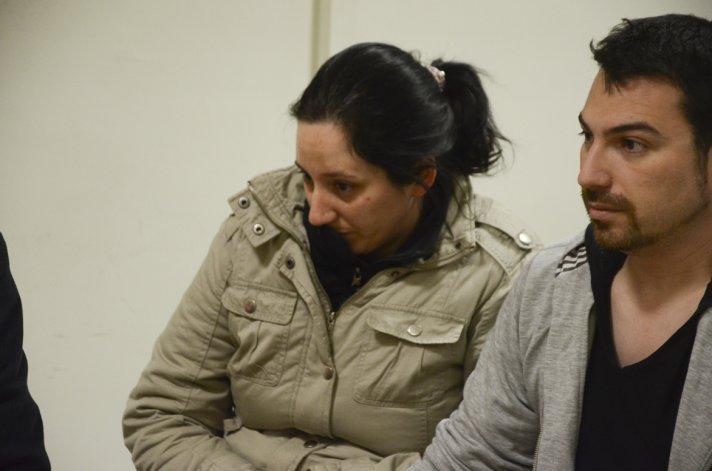 La principal imputada en la causa por el asesinato de Domingo Expósito Moreno