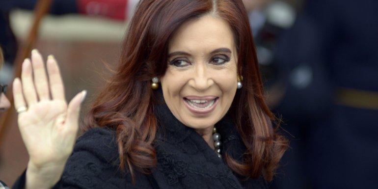 Cristina Fernández: cada vez más argentinos pueden viajar al exterior