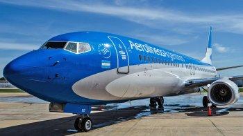 amenaza de paro en aerolineas argentinas