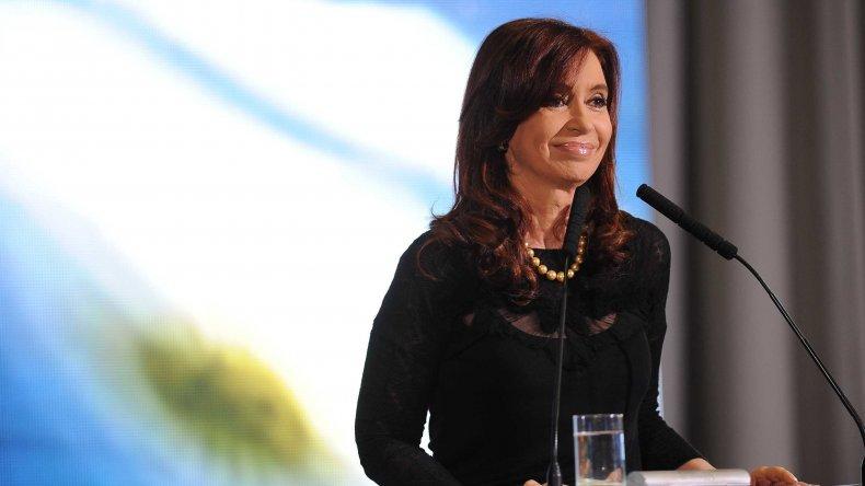 Cristina Kirchner apuntó contra el Partido Judicial por el allanamiento al Banco Central