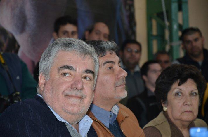 Tras la operación, Mario Das Neves se encuentra en perfecto estado