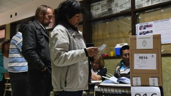 ¿con que documento podes votar?