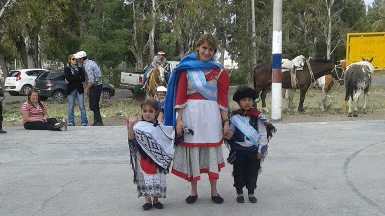 Los habitantes de Ciudadela se preparan para celebrar un nuevo año del Día de la Tradición.