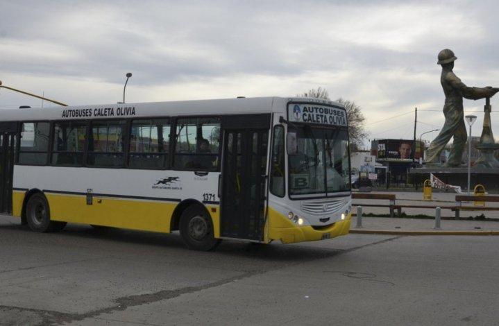 En pocos días más la empresa Autobuses dejará de prestar servicios en Caleta Olivia. Hay firmes versiones de que CBC Trans sería la reemplazante.