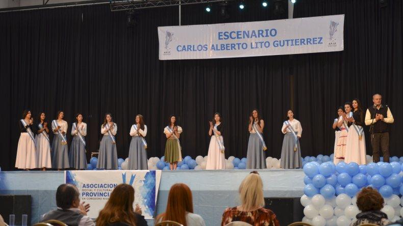 Con la presencia de autoridades municipales se inauguró la Feria de los Provincianos en el Predio Ferial.