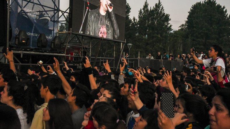 Más de 20 mil personas vivieron una fiesta  junto a Ciro y los Persas