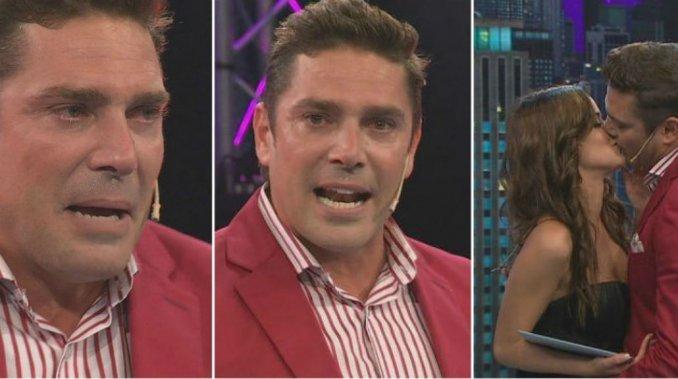 Matías Alé y María del Mar, en TV antes de la internación: exceso de emoción y llanto