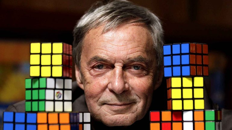 La asombrosa historia detrás del Cubo Rubik