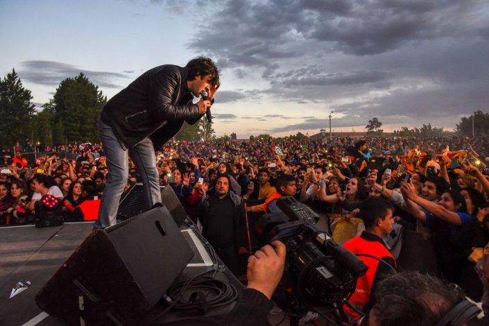 Ciro y Los Persas hicieron explotar el #ArgentinaCorre