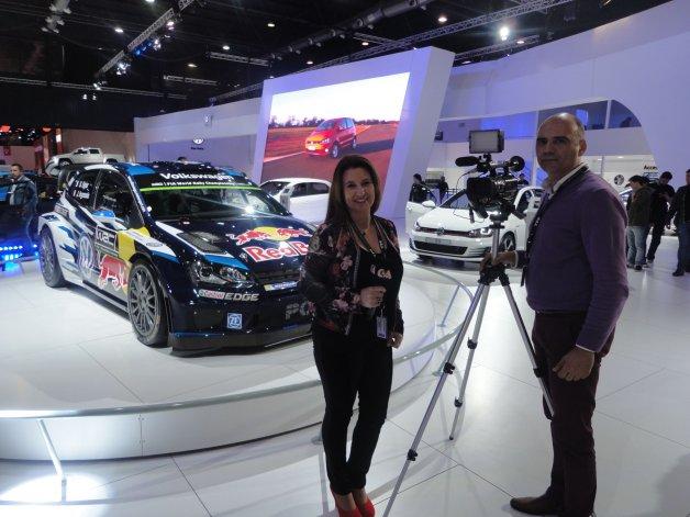 El programa especial de Casas y Autos mostrará todo sobre las últimas tendencias del 7º Salón Internacional del Automóvil de Buenos Aires.