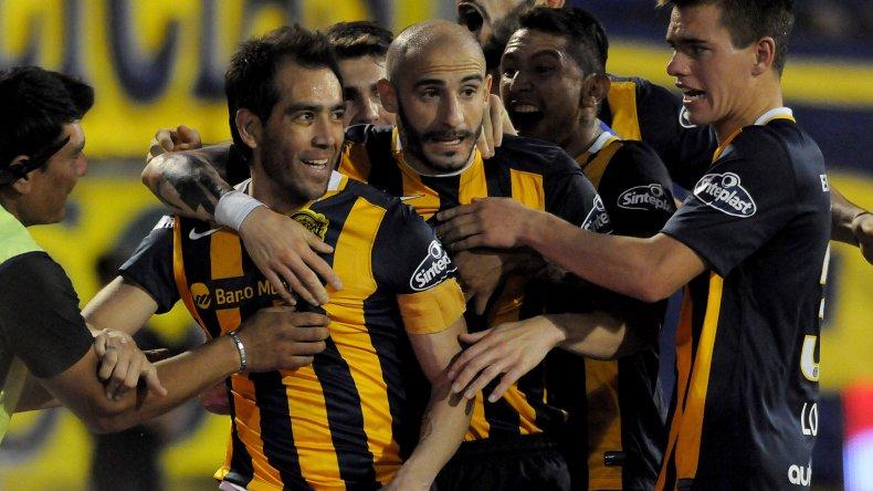 Rosario Central le dio vuelta el partido a Boca en el Gigante de Arroyito.