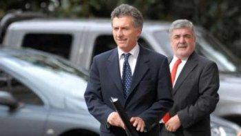 el gobernador se encontrara esta tarde  con macri por lucha contra el narcotrafico