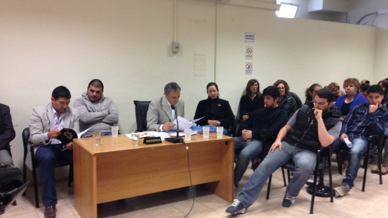 Se lleva a cabo la audiencia de la revisión de la prisión preventiva que vienen cumpliendo Nadia Dahlel Kesen
