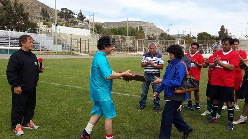 La copa Oscar Costes quedó en manos de los entrenadores