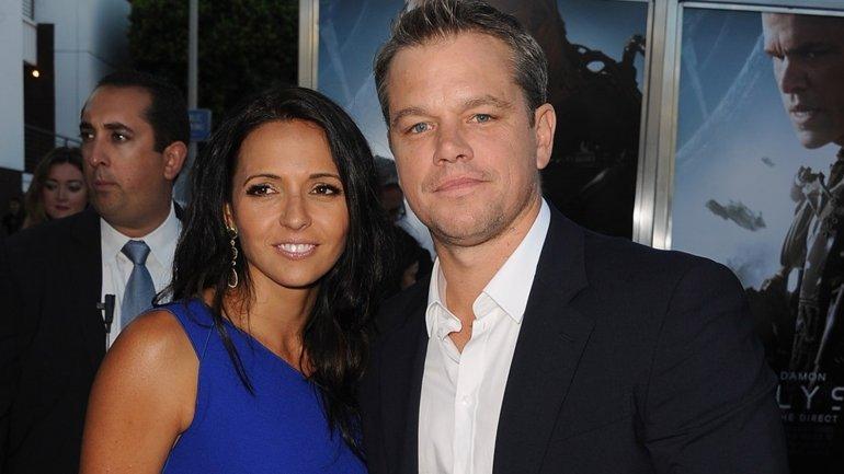 Quién es la esposa argentina de Matt Damon que le reclama USD 140 millones