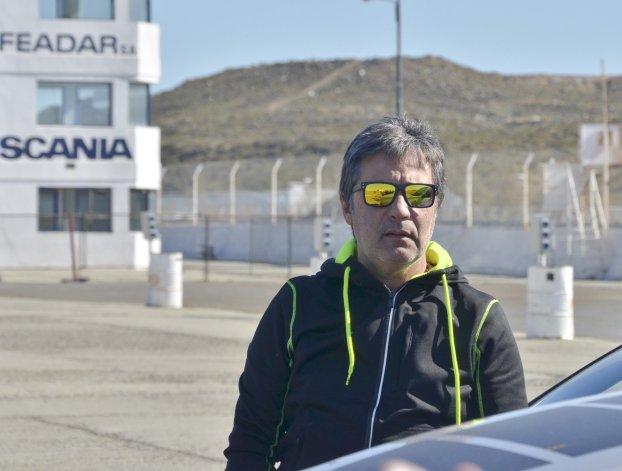 Roberto Argento volverá hoy a Comodoro Rivadavia para inspeccionar las últimas obras que se han realizado en el autódromo General San Martín.