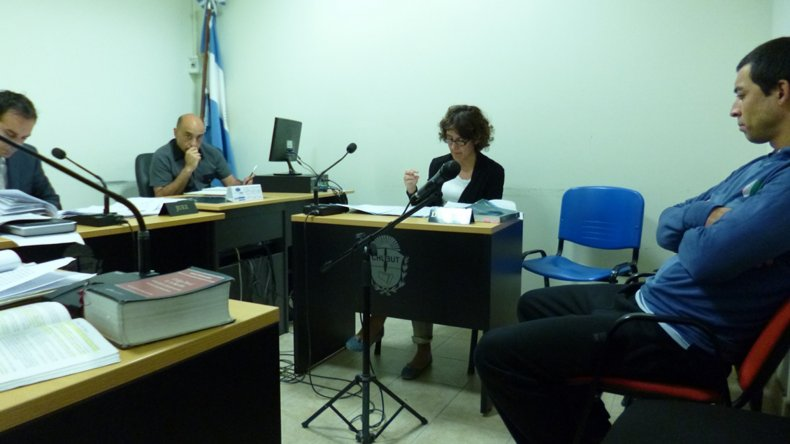 Darío Terk fue condenado a 5 años y 4 meses por el asalto a la agencia Ceferino. Fue en el marco de un juicio abreviado.