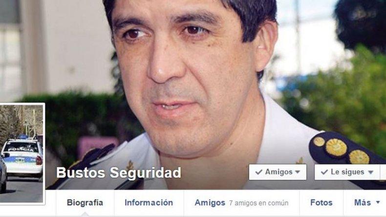Vecinos piden por Facebook la continuidad de Bustos