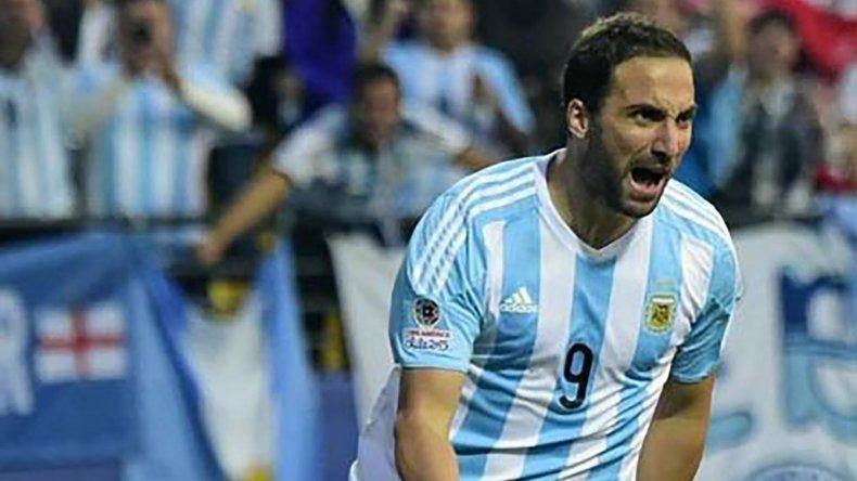 Higuaín vuelve a la selección argentina con un gran presente en Napoli.