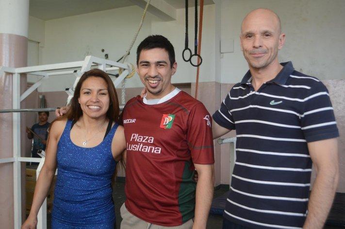 Referentes del Gabinete Metodológico Municipal cierran un 2015 donde el espacio amplió su convocatoria de deportistas locales.