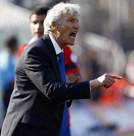 José Pekerman va por la recuperación de la selección colombiana