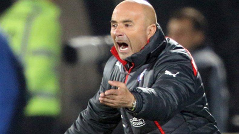 Jorge Sampaoli busca la tercera victoria consecutiva con Chile