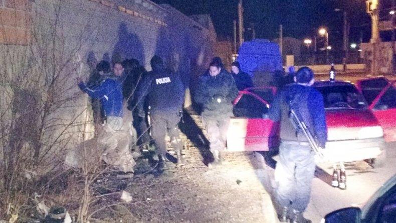 La Policía de Kilómetro 8 detuvo a cuatro jóvenes por distintos delitos en tres días.
