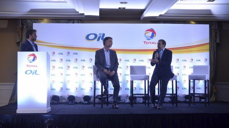 Este acuerdo estratégico Total-Oil Combustibles es una muestra más de nuestro crecimiento