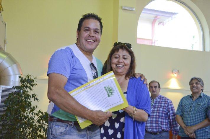 El municipio entregó 33 títulos de propiedad de terrenos