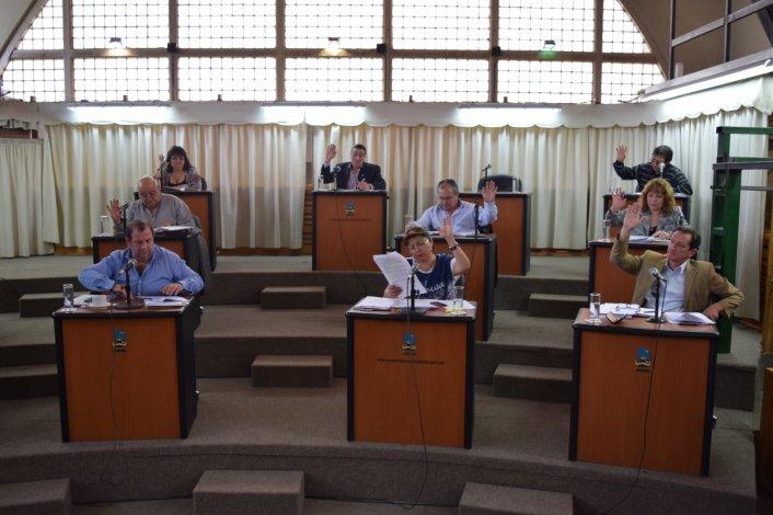 Se aprobó en primera lectura la cuenta general del ejercicio 2014