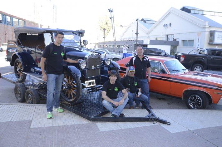 Reliquias automovilísticas podrán ser apreciadas este fin de semana en las instalaciones del Predio Ferial de Comodoro Rivadavia.