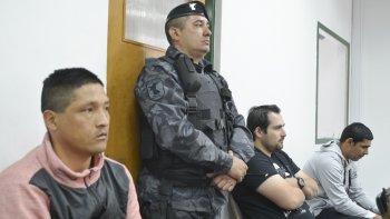 Carlos Velázquez, Ricardo Alvarado e Ismael Salas fueron condenados ayer por la muerte de Jonathan Gorosito en la Seccional Primera de Las Heras.