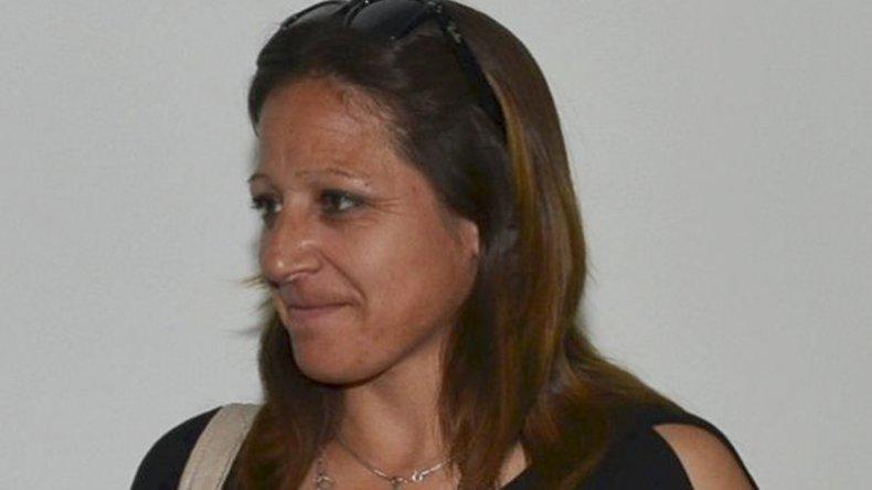 Andrea Gorosito presenció la condena a los asesinos de su hermano.