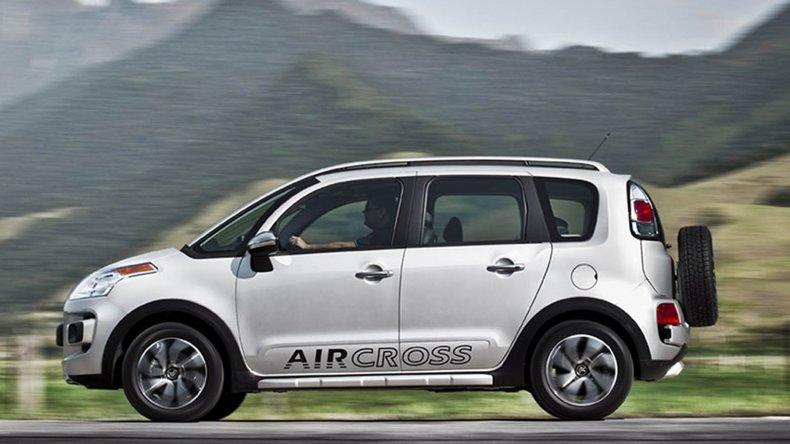 El Nuevo C3 Aircross tendrá ESP y llegará en diciembre