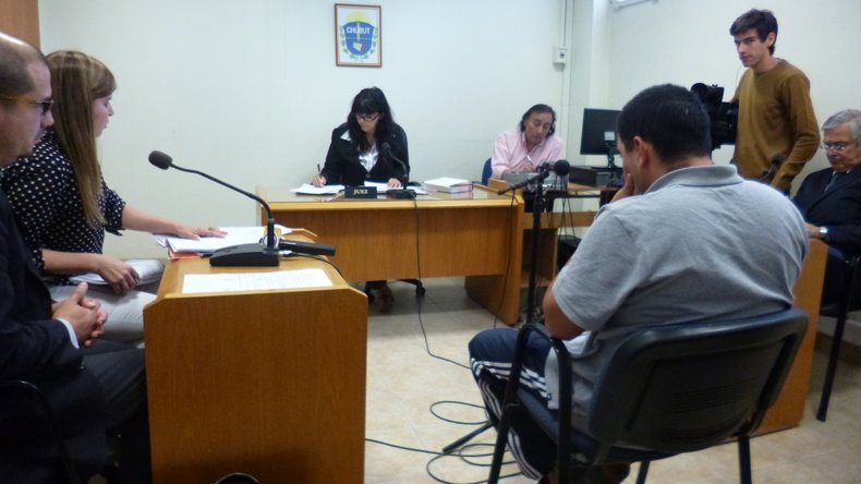 Dictaron prisión preventiva por tres meses a Nahuel Uranga