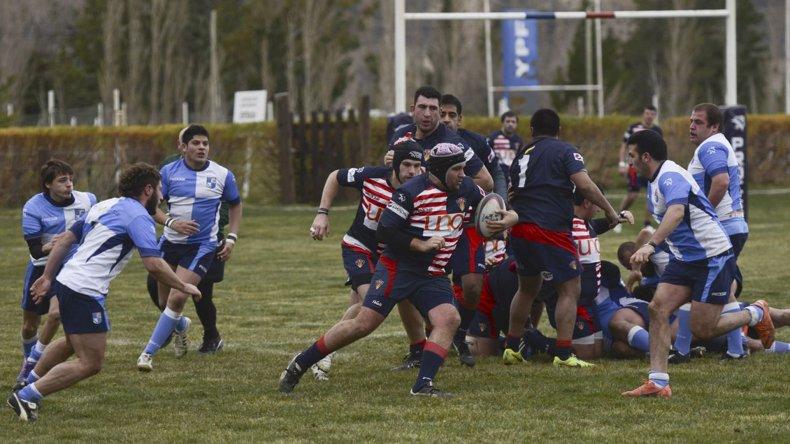 El rugby de la Unión Austral tendrá actividad esta tarde por la Copa Marcelo Raybet.