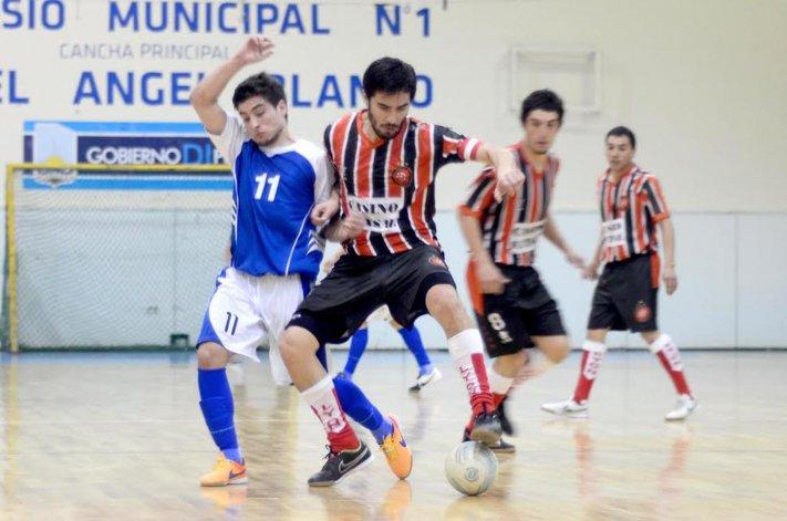 El fútbol de salón oficial tendrá otro fin de semana de actividad por el torneo Clausura.