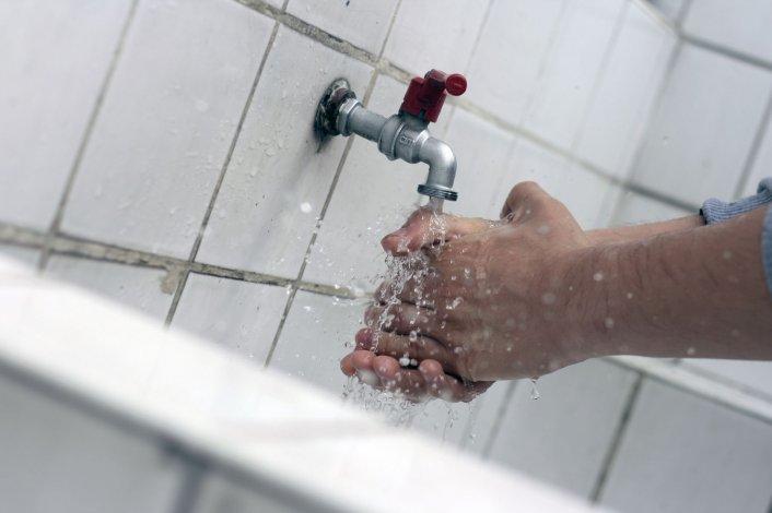 Corte de agua en ocho barrios de Comodoro