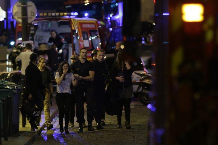 El terrorista más buscado de la masacre de París fue recapturado