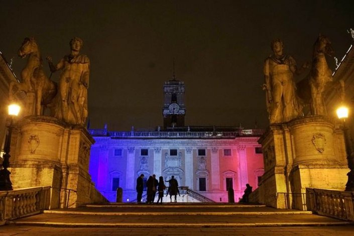 El Capitolio de Roma